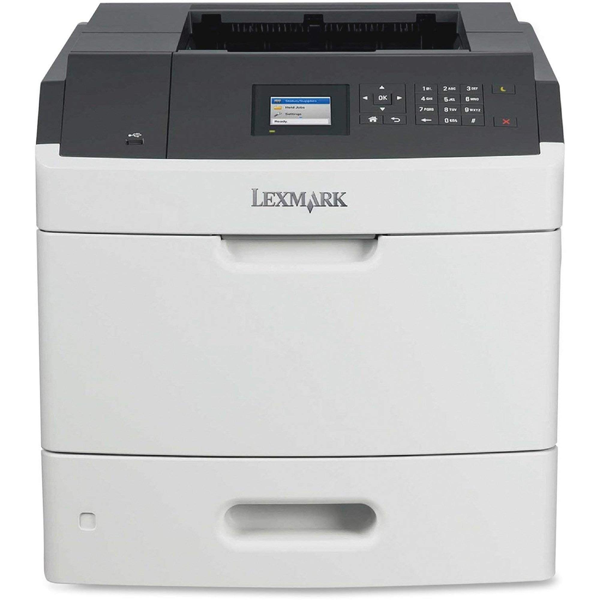 Lexmark 40G0100 MS810n Monochrome Laser Printer
