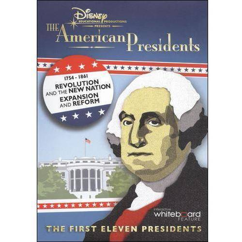 The American Presidents: Revolution And The New Nation / Expansion And Reform