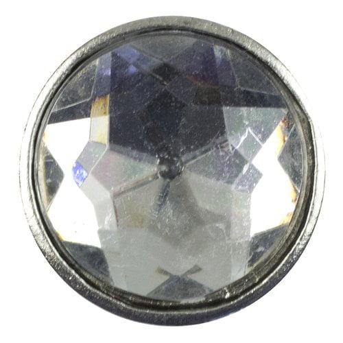 Cousin 1pc Acrylic Crystal Snap