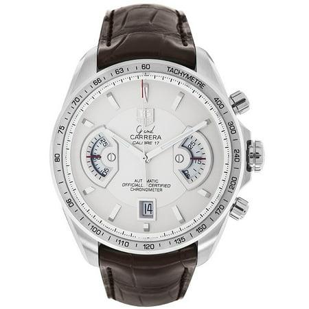 TAG Heuer Men's CAV511B.FC6231 Grand Carrera Chronograph Calibre 17 RS (Tag Heuer Grand Carrera 17 Calibre Rs2)