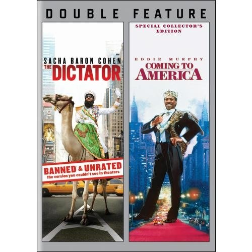 The Dictator / Coming To America (Widescreen)