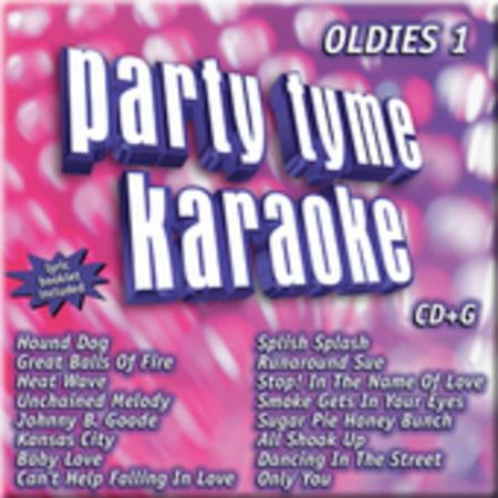 Party Tyme Karaoke: Oldies - Halloween Oldies Party