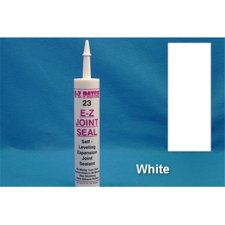 EZ Products EZP 349 10 OZ WHITE CARTRIDGE EACH ANY QUANITY