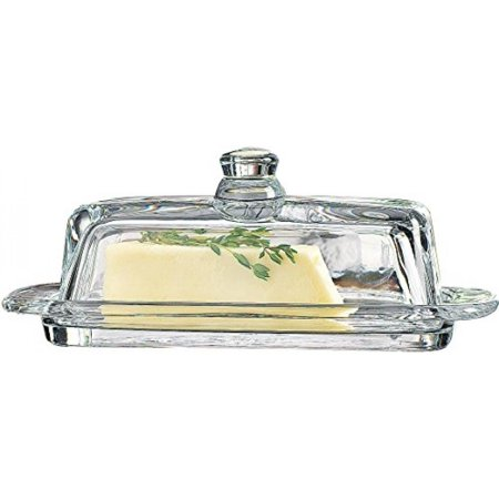 Beyond 8965 Tablesetter Butter Dish with Knob