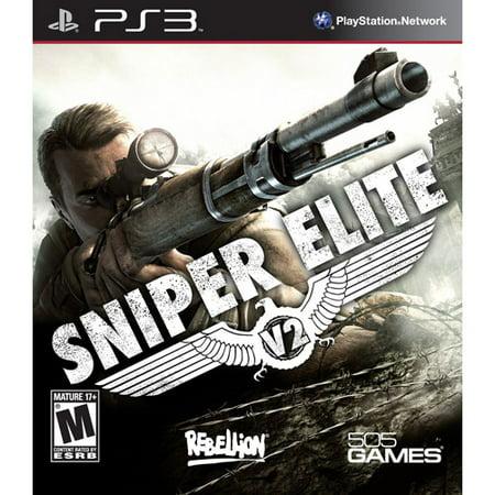 Sniper Elite 2 (PS3)