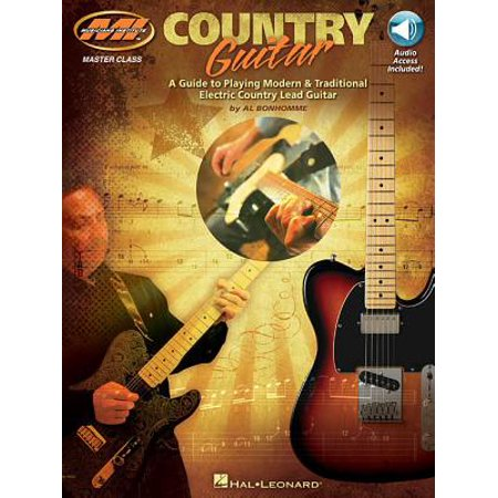 Country Guitar Thunder (Country Guitar: Master Class Series (Other) )