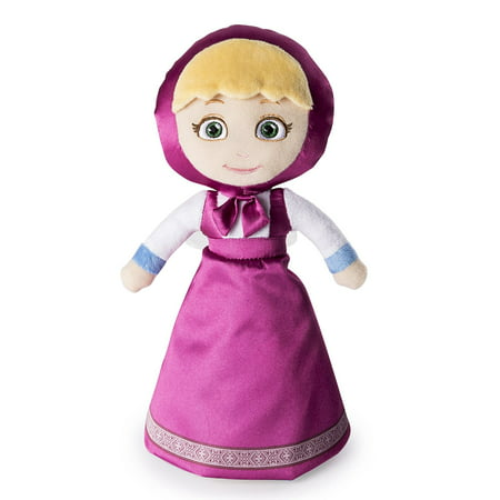 - Masha - Transforming DollFlip Masha's dress to transform from one outfit to another. By Masha and the