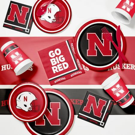 University of Nebraska Game Day Party Supplies Kit](University Of Texas Party Supplies)