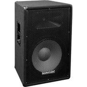 Marathon Junior Reinforcement JR-115 250 W RMS/1 kW PMPO Speaker - 2-way - Black - 50 Hz to 12.50 kHz - 8 Ohm