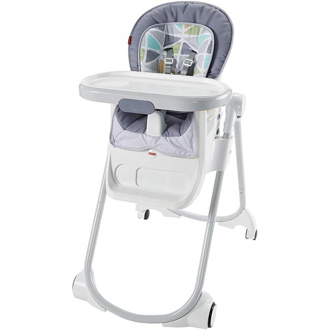 Fisher Price 4-in-1 Total Clean High Chair Baby Gear by Fisher-Price