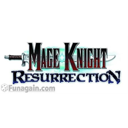 Mage Knight Resurrection Campaign Starter