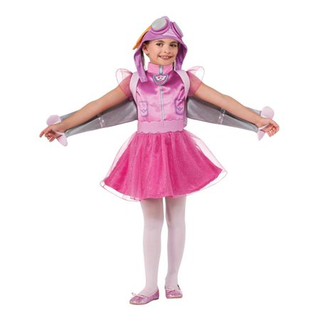 Morris Costume RU610503SM Skye Paw Patrol Child Costume, Small](Paw Patrol Skye Costume)