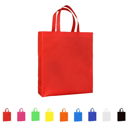 Cute Reusable Grocery Bags (Reusable Non Woven Shopping Bag Foldable Grocery Convenient Tote Eco-friendly Storage Handbag 14.9x11.8x3.9)