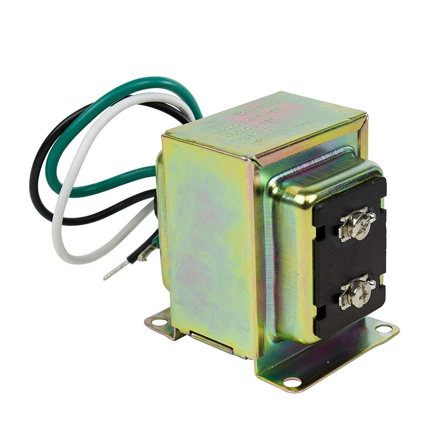 Newhouse Hardware 16V 30A Transformer (Compatible with Ring Doorbell, Nest Thermostats and more)