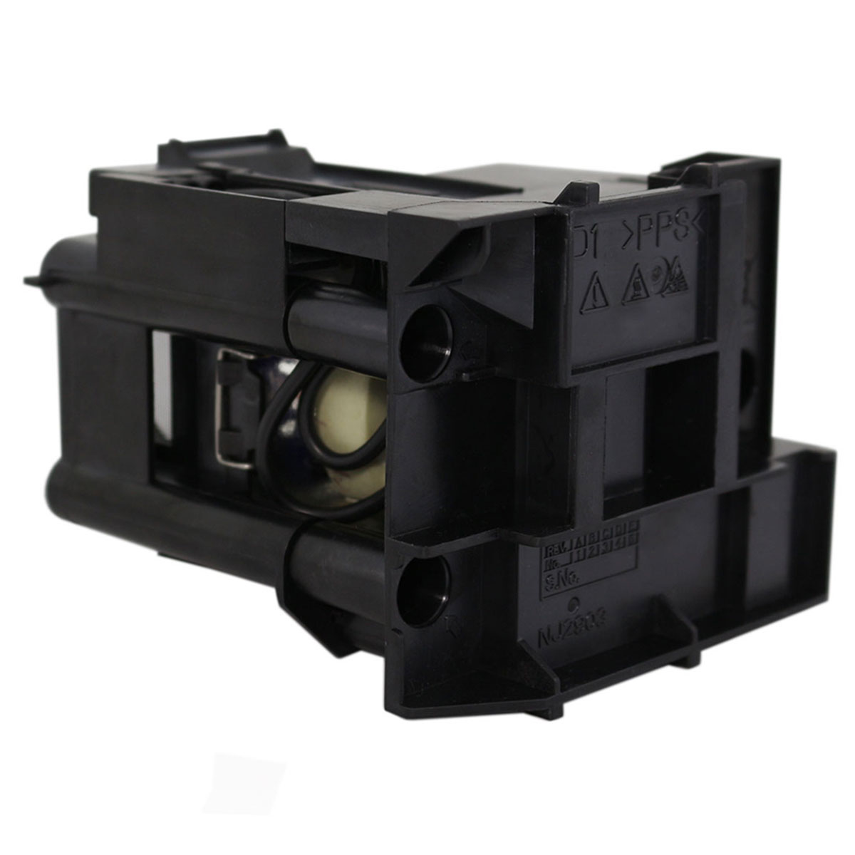 Lutema Platinum Bulb for Hitachi CP-X8160J Projector Lamp with Housing (Original Philips Inside) - image 2 of 5