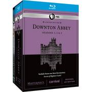 Downton Abbey: Seasons 1, 2 & 3 (Blu-ray)