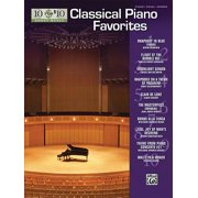 10 for 10 Sheet Music Classical Piano Favorites : Piano Solos - Classical Piano Music For Halloween