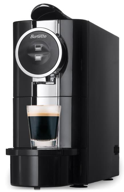 Barsetto Espresso Coffee Maker-Finish:Black by Barsetto