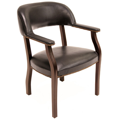 Regency Ivy League Vinyl Captain Chair