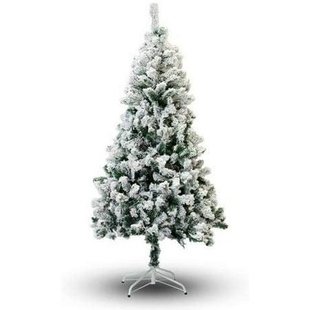 Perfect Holiday Christmas Tree, 2', Flocked Snow ()