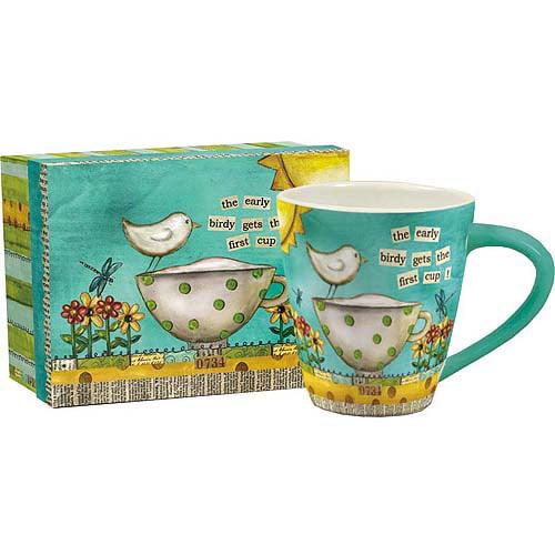 Lang 17 oz Color My World Cafe Mug