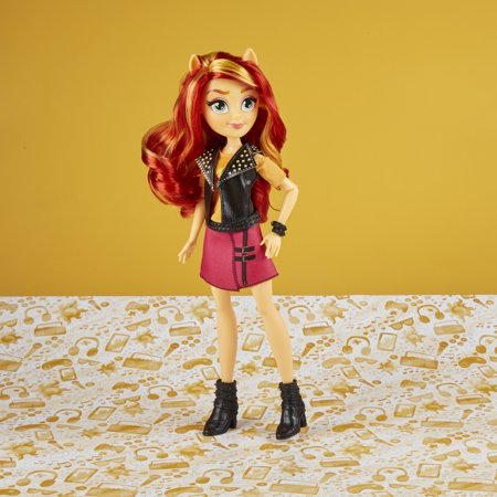 Best My Little Pony Equestria Girls Sunset Shimmer Classic Style Doll deal