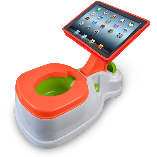 CTA Digital Pad-Potty iPotty for Apple iPad