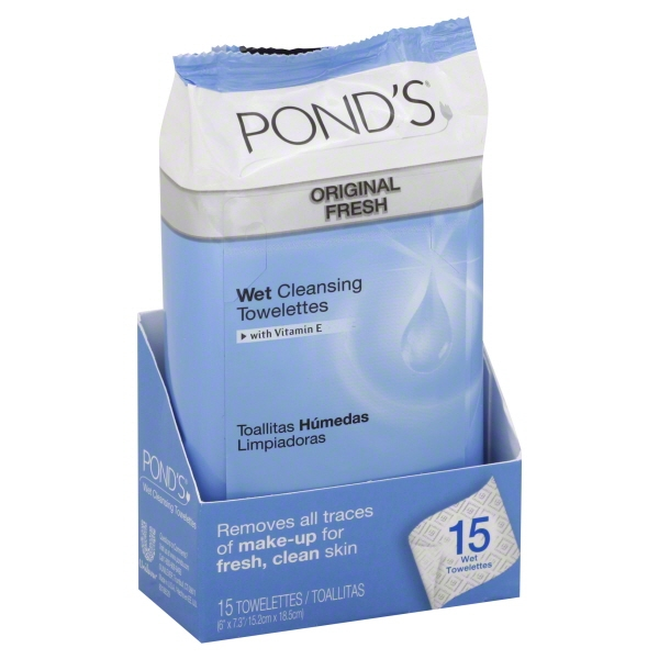 Pond's Facial Care Original Fresh 15 PC