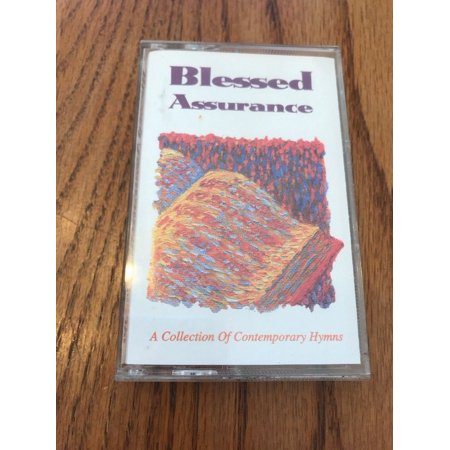 Blessed Assurance A Collection Of Contemporary Hymns Cassette Ships N 24h