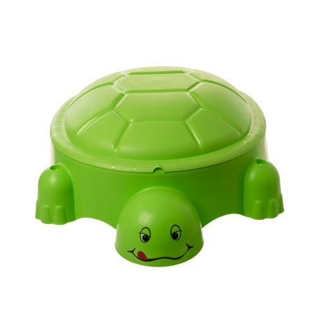 Starplay Turtle Pool/Sandpit w/Cover, Green
