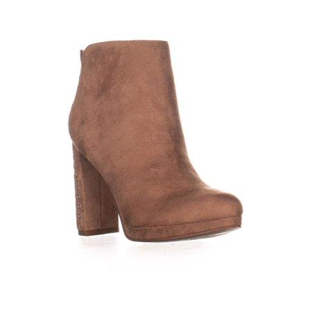 Guess Beverly2 Platform Ankle Boots, Light Pink - image 6 de 6