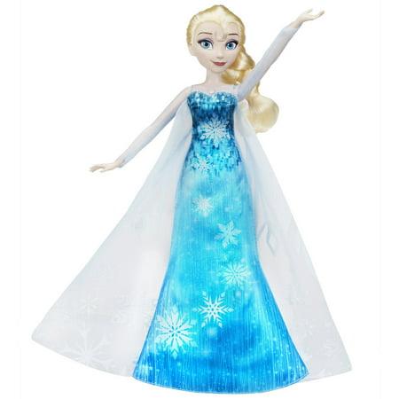Disney Frozen Play-A-Melody Gown - Walmart.com