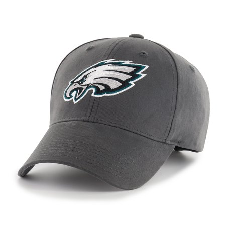 NFL Philadelphia Eagles Basic Adjustable Cap/Hat by Fan Favorite - Philadelphia Eagles Apparel