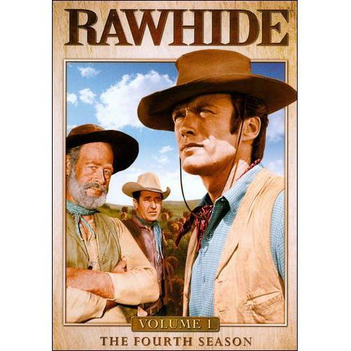 Rawhide: Season Four, Volume One (Full Frame)