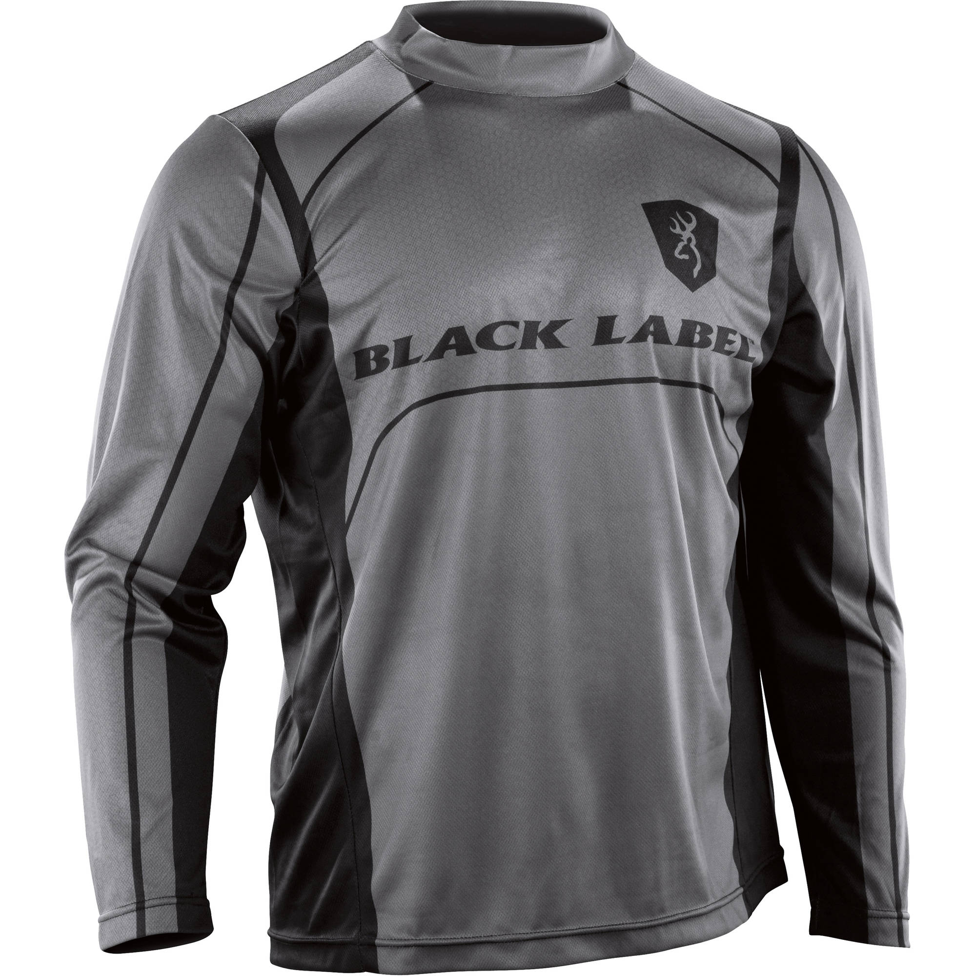 Browning Label Team Performance Long Sleeve T-Shirt