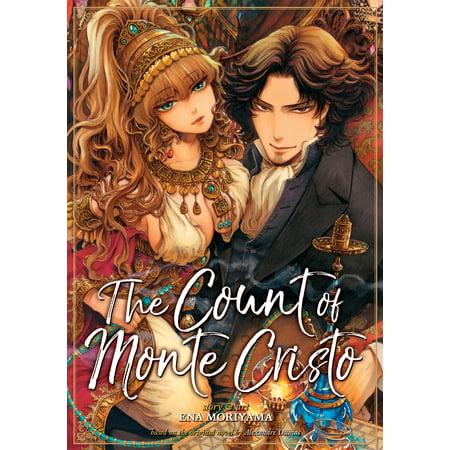 The Count Of Monte Cristo Manga Walmart Com