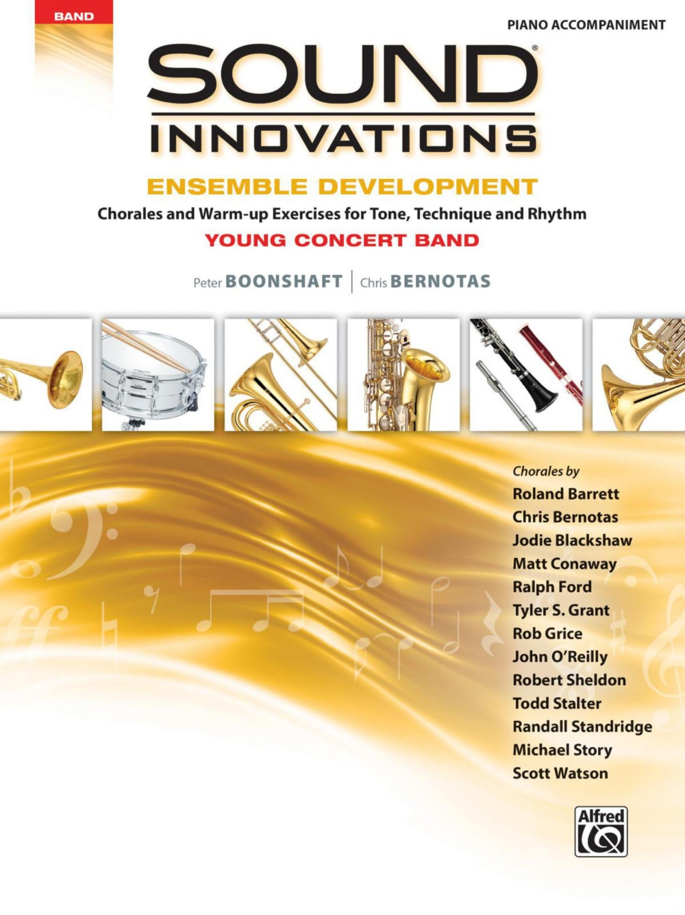 Alfred Sound Innovations for Concert Band: Ensemble Development for Young Concert Band... by