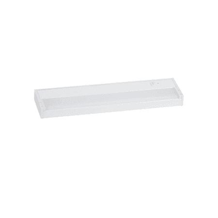 "Ambiance Lighting Systems 910002 Vivid 12"" LED Under Cabinet Light 2700K"