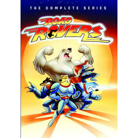 - Road Rovers: The Complete Series (DVD)