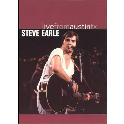 Live From Austin, Texas (Music DVD)
