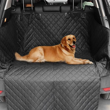 Car Trunk Cover Cargo Cover for Pet Water Resistant Trunk Pet Pad SUV Cargo Liner for Dogs Non-skid Car Protector Mat Pet Seat Cover Pet Car Seat (Hagen Pet Cargo)