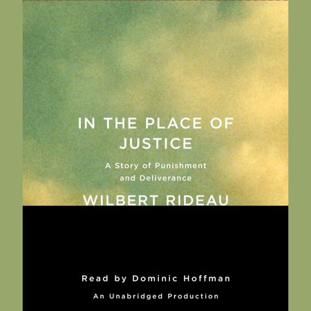 In the Place of Justice - Audiobook