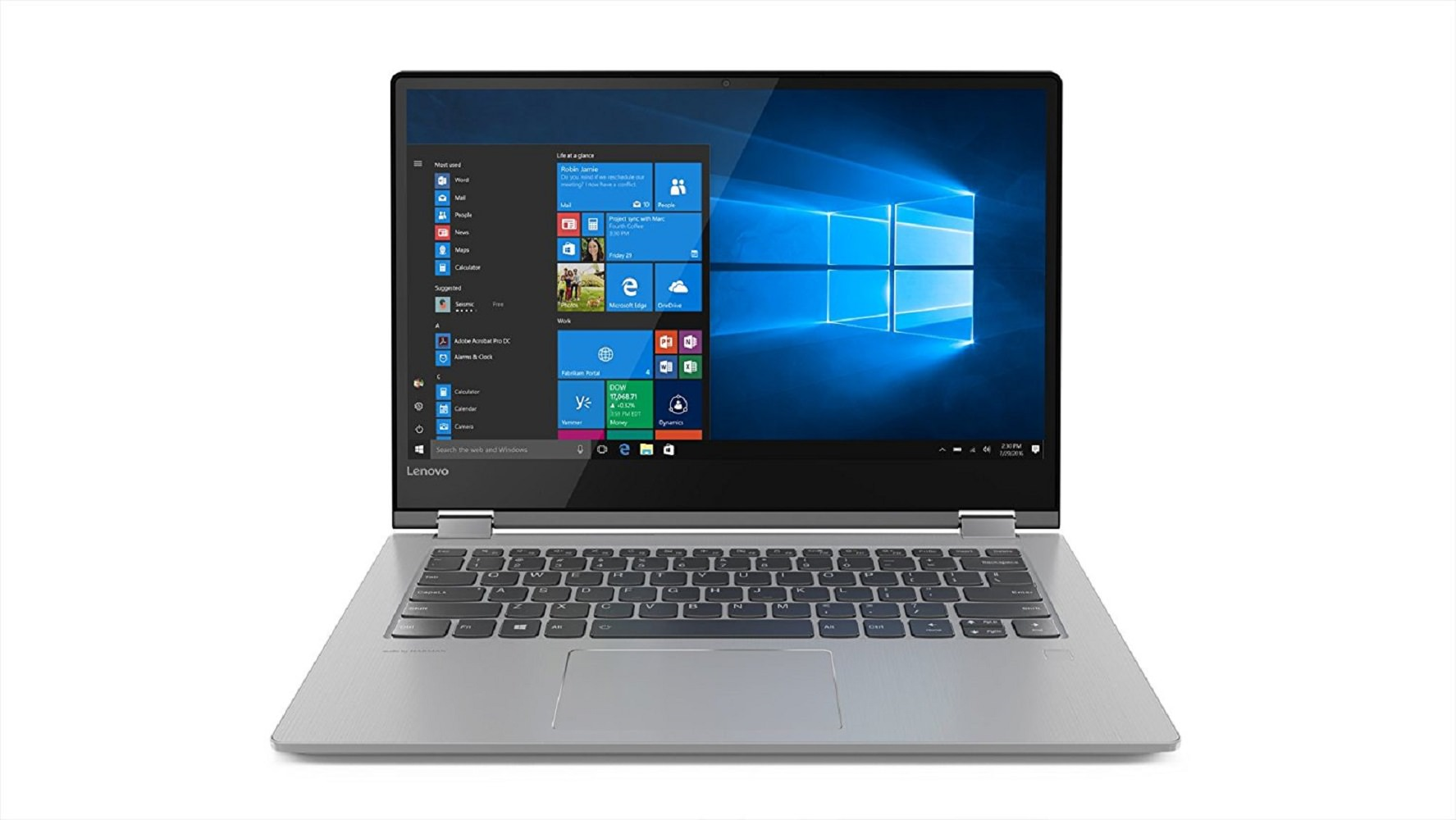 "Lenovo Flex 6 Intel Core i5 8th Gen 8250U (1.60 GHz) 8 GB Memory 256 GB PCIe SSD 14"" Touchscreen... by Lenovo"