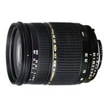 Resolution 3.6 Mm Lens - Tamron SP A09 - Zoom lens - 28 mm - 75 mm - f/2.8 XR Di LD Aspherical [IF] - Nikon F