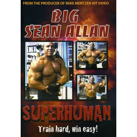 Big Sean Allen: Superhuman Bodybuilding (DVD)