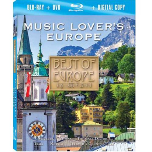 Best Of Europe: Music Lover's Europe (Blu-ray + DVD)