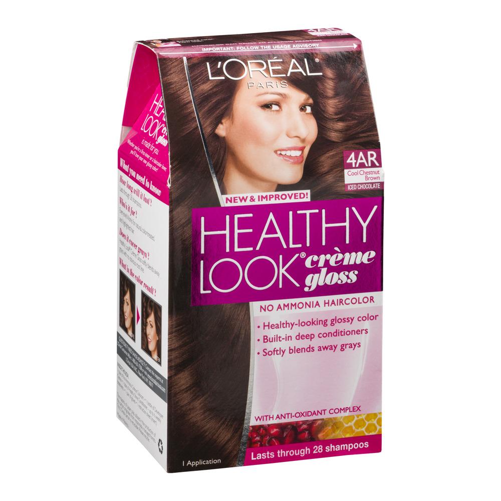 Loreal Healthy Look Healthy Look Creme Gloss Color 1 Ea Walmart