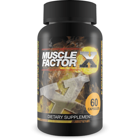 Muscle Factor X- Increase Testosterone Levels and Metabolism With All Natural and Powerful