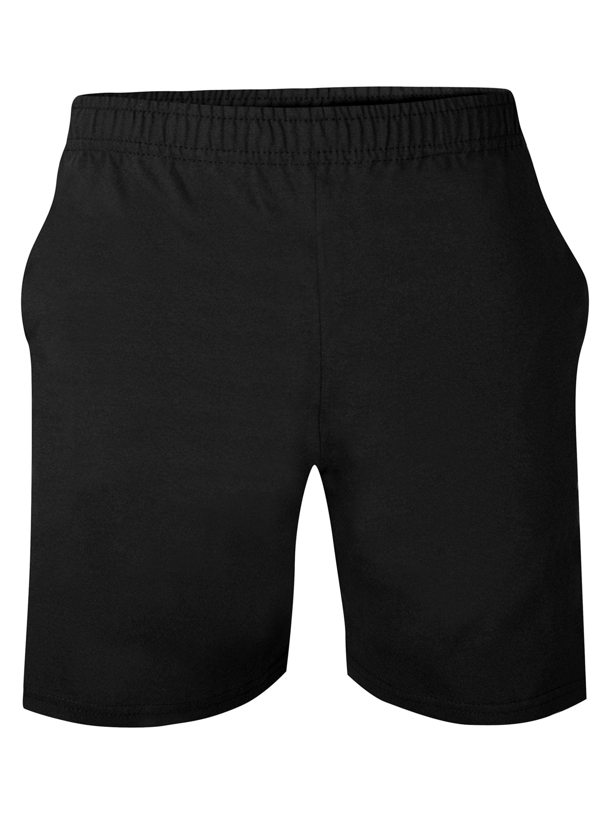 Boys Jersey Pocket Shorts