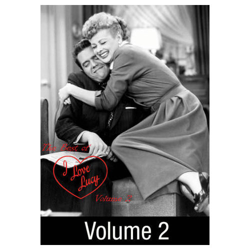 Best of I Love Lucy: Volume 2 (1953)